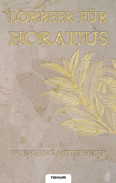 Lorbeer für Horatius - Coverbild
