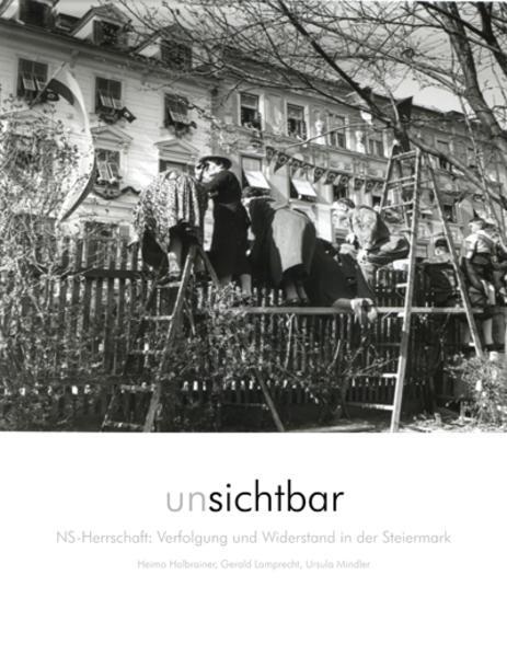 Sichtbar /Unsichtbar - Coverbild