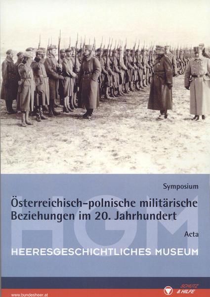 Österreichisch-polnische militärische Beziehungen im 20. Jahrhundert - Coverbild