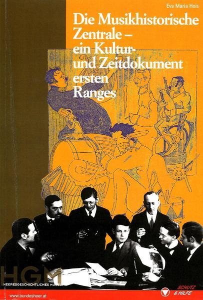 Die Musikhistorische Zentrale - ein Kultur- und Zeitdokument ersten Ranges - Coverbild