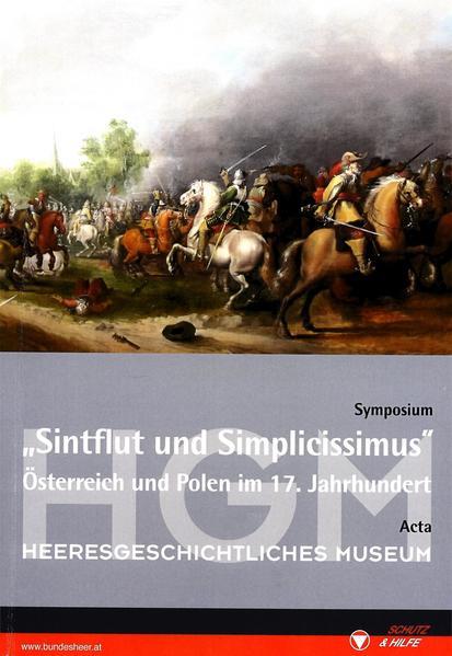 Sintflut und Simplicissimus - Coverbild