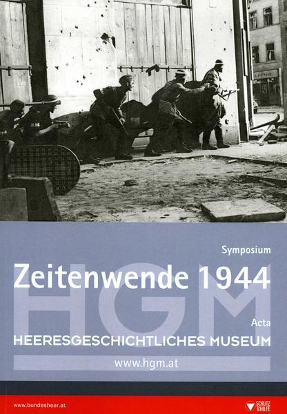 Zeitenwende 1944 - Coverbild