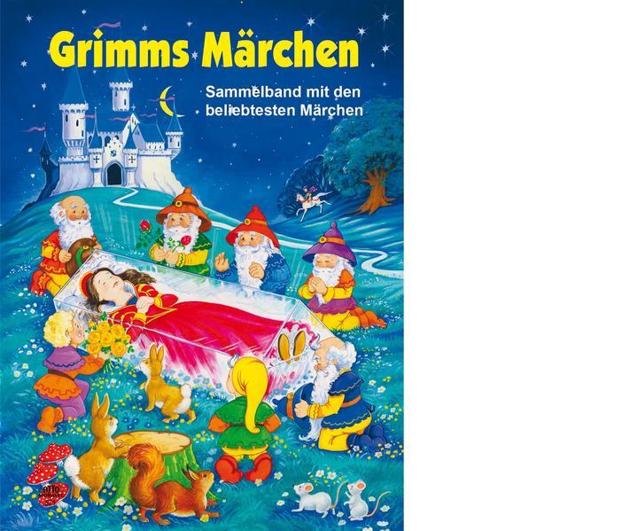 Grimms Märchen + CD - Coverbild