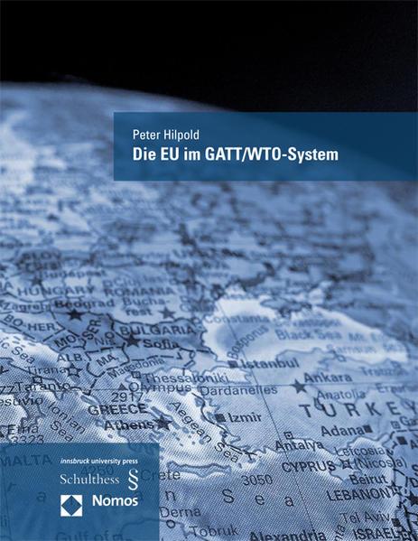 Die EU im GATT/WTO-System - Coverbild