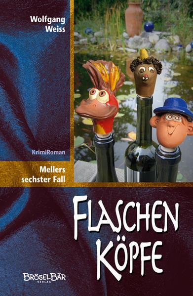 Flaschenköpfe - Coverbild