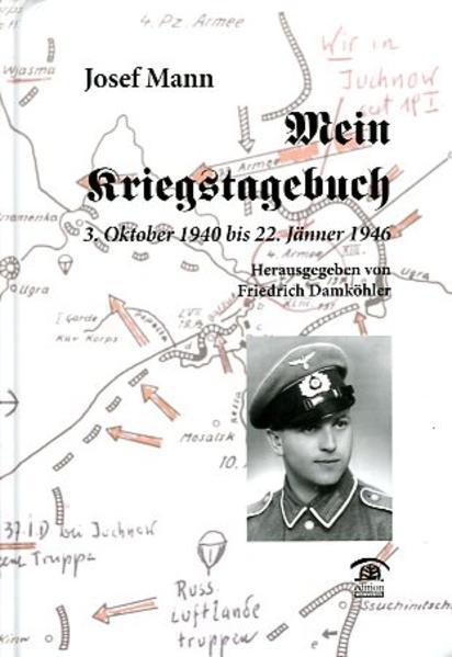 Mein Kriegstagebuch - Coverbild
