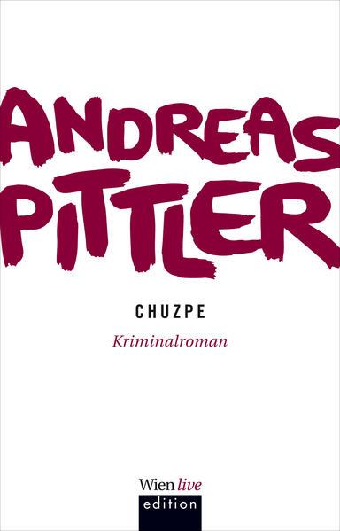 Chuzpe - Coverbild
