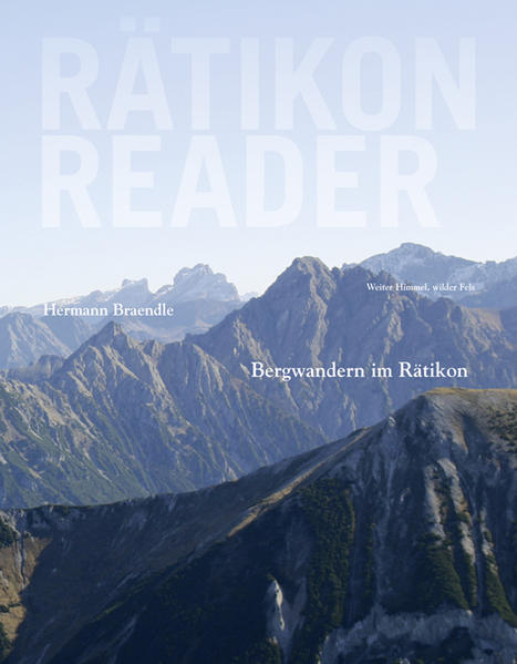 Rätikon Reader - Coverbild