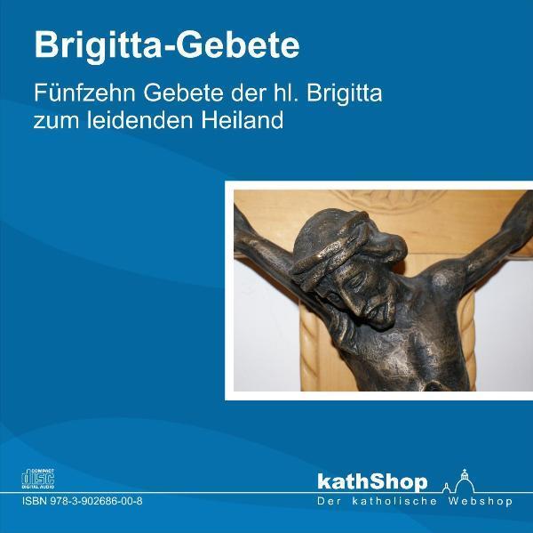 Brigitta-Gebete - Coverbild
