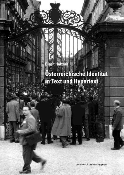 Österreichische Identität in Text und Hypertext - Coverbild