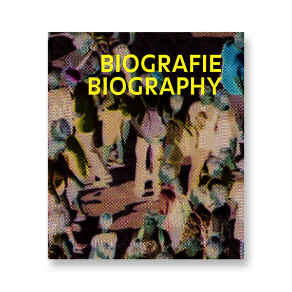 Biografie / Biography - Coverbild