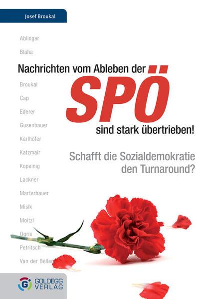 Nachrichten vom Ableben der SPÖ sind stark übertrieben - Coverbild