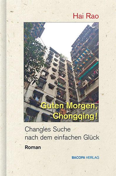 Guten Morgen, Chongqing! - Coverbild