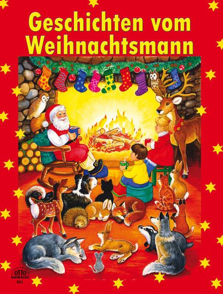 Geschichten vom Weihnachtsmann - Coverbild
