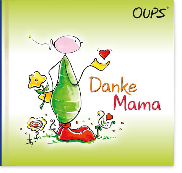 Danke Mama - Coverbild