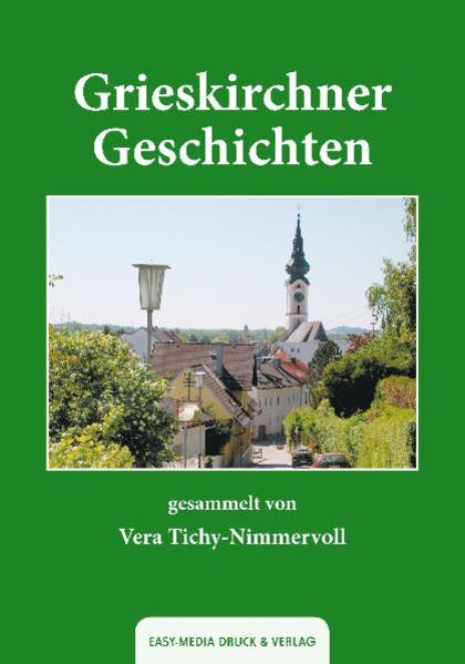 Grieskirchner Geschichten - Coverbild