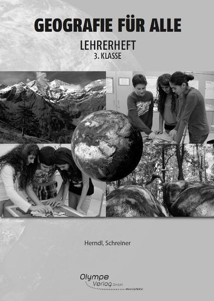 Geografie für alle 3. Klasse – Lehrerbegleitheft - Coverbild