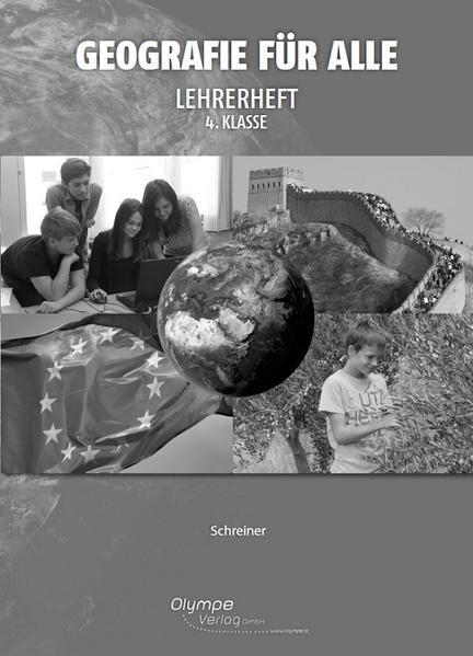 Geografie für alle 4 - Lehrerbegleitheft - Coverbild