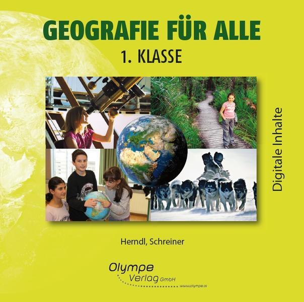 Geografie für alle 1: digitale Inhalte - Coverbild