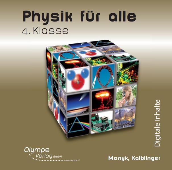 Physik für alle 4: digitale Inhalte - Coverbild