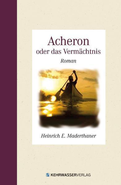 Acheron oder das Vermächtnis - Coverbild