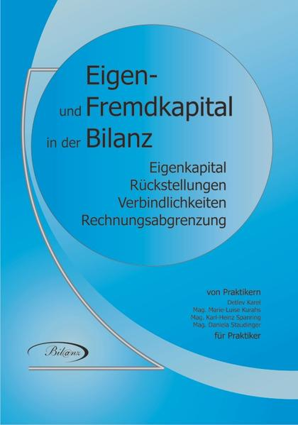 Eigen- und Fremdkapital in der Bilanz - Coverbild