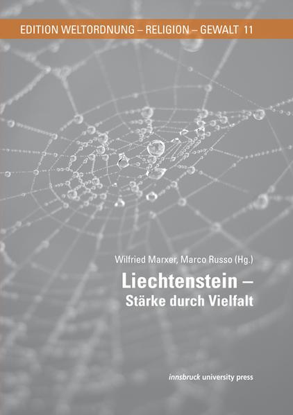 Liechtenstein –Stärke durch Vielfalt - Coverbild