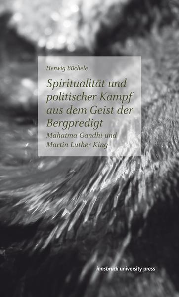 Spiritualität und politischer Kampf aus dem Geist der Bergpredigt - Coverbild
