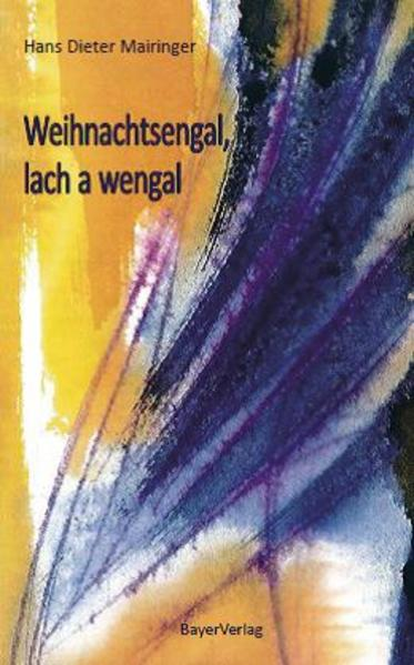 Weihnachtsengal, lach a wengal - Coverbild