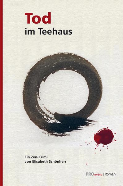Tod im Teehaus - Coverbild