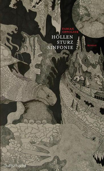 Höllensturzsinfonie - Coverbild