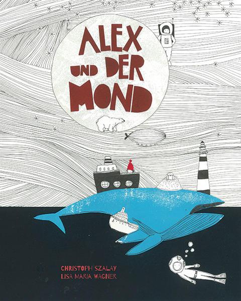Alex und der Mond - Coverbild