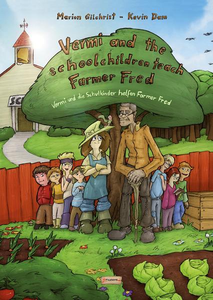Vermi and the Schoolchildren teach Farmer Fred - Coverbild