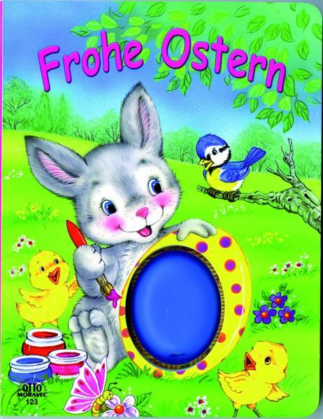 Frohe Ostern-Quitschi mit Tonelement - Coverbild