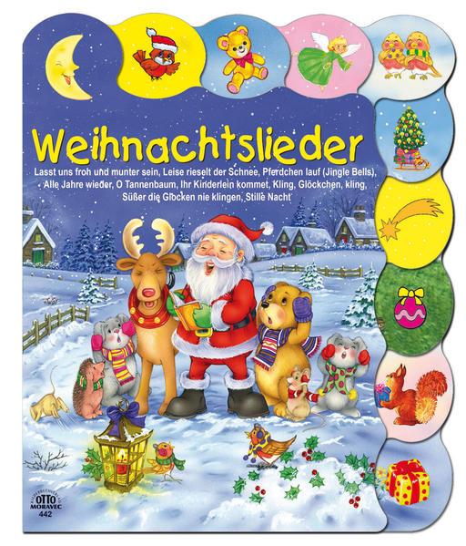 Weihnachtslieder + 2 CD - Coverbild