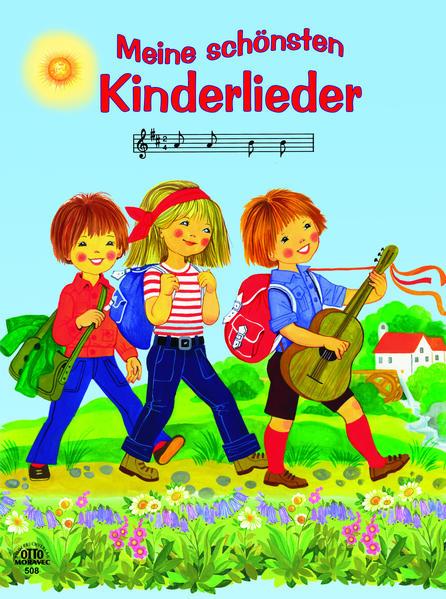 Meine schönsten Kinderlieder - Coverbild
