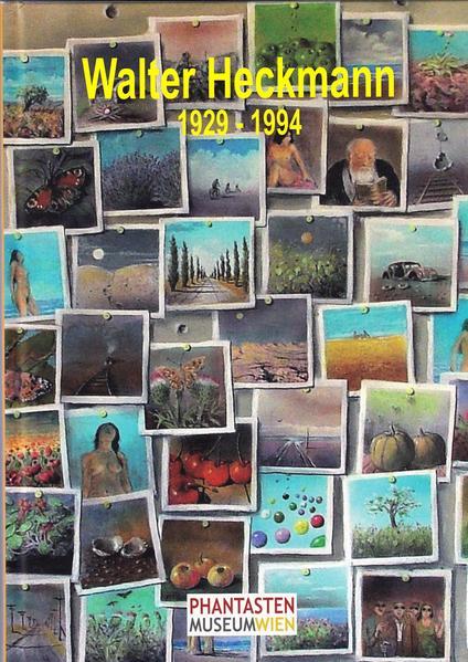Walter Heckmann 1929-1994 - Coverbild