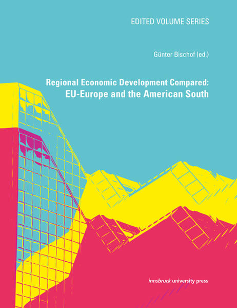 Regional Economic Development Compared: EU-Europe and the American South - Coverbild