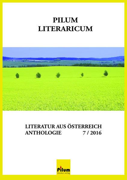 PILUM LITERARICUM  7 / 2016 - Coverbild