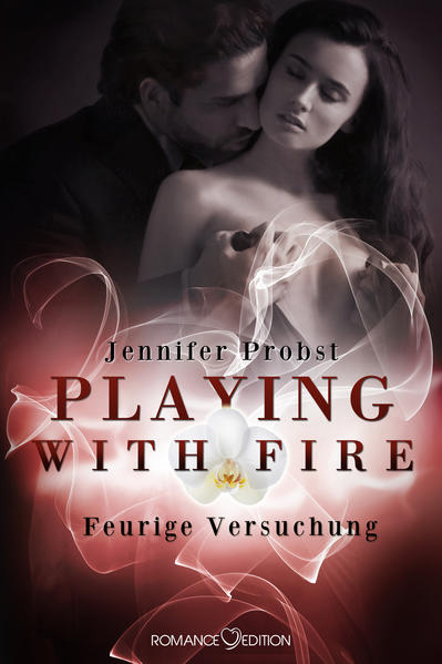 Playing with Fire - Feurige Versuchung - Coverbild