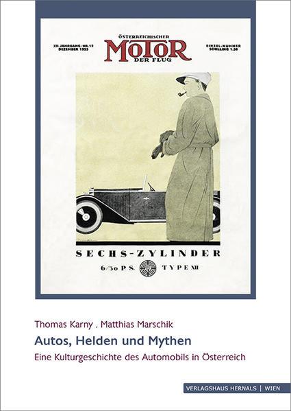 Autos, Helden und Mythen - Coverbild