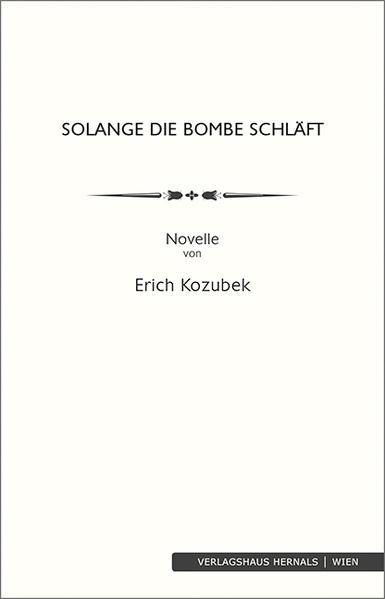 Solange die Bombe schläft - Coverbild
