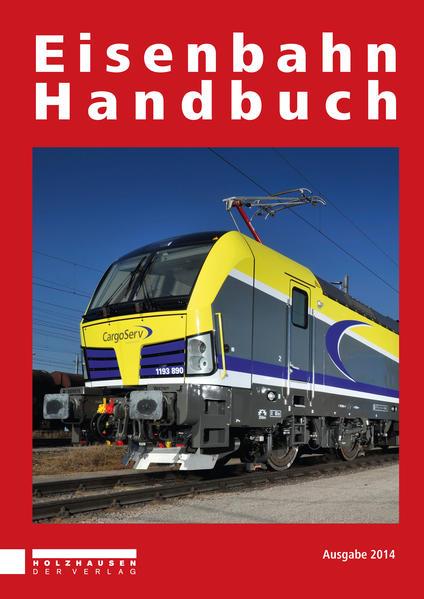 Eisenbahn Handbuch 2014 - Coverbild