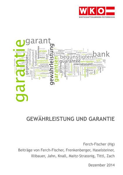 Gewährleistung & Garantie - Coverbild