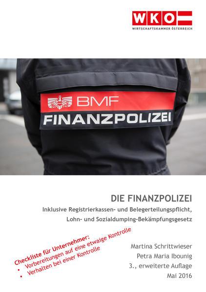 Die Finanzpolizei - Coverbild