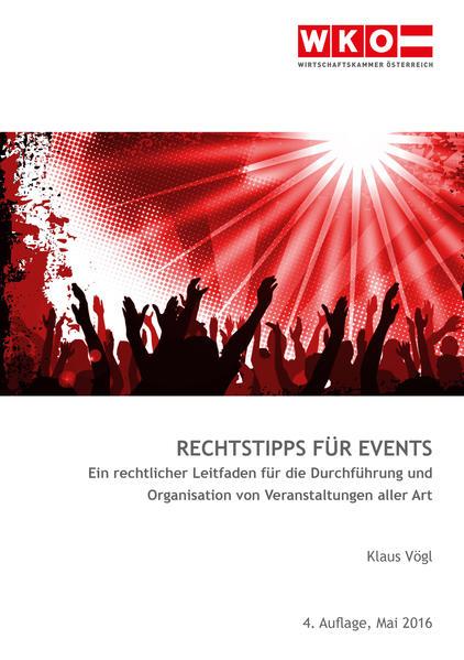 Rechtstipps für Events - Coverbild