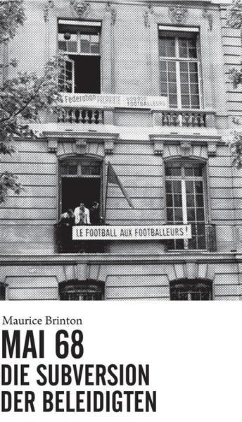 Mai 68 - Coverbild
