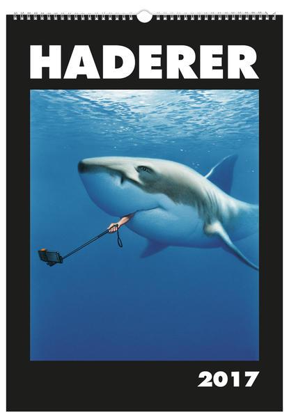 Haderer Kalender 2017 - Coverbild