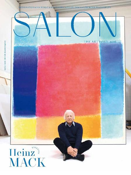 Salon 2016 - Coverbild