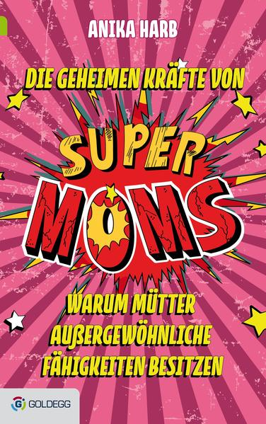 Die geheimen Kräfte von SuperMoms - Coverbild